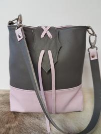 Bolsa Poncho Pink