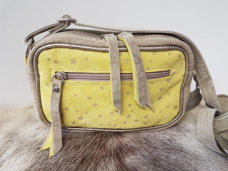 Bolsa Tambor Yellow