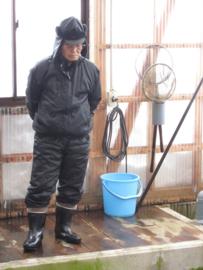 Japanse Kweker Tanaka Yoshinori