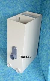 Zeeffilter SuperSieve XL (3x ingang, 2x uitgang!)