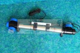 Greenkiller 75watt RVS uvc filter