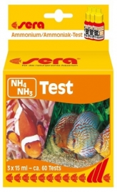 Sera Ammonium/Ammoniak test - NH4/NH3  watertest