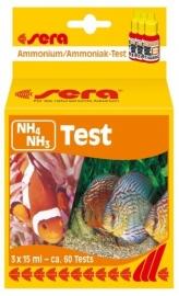 Sera Ammonium/Ammoniak test - NH4/NH3  watertest