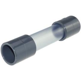 Koppelstuk met zichtglas 50mm