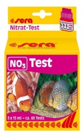 Sera Nitraat test- NO3 watertest