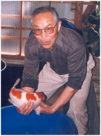 Japanse kweker Hasegawa