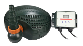 Eco Green 20.000 / 185watt regelbare vijverpomp