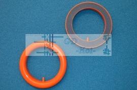 Ring luchtuitstromer 125mm  luchtsteen