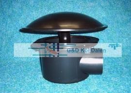 Bodemdrain 110mm (zware uitvoering)