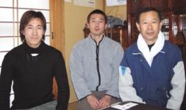 Japanse kweker Kawakami