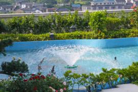Osaka professional Fountain 20.000 (XXL fontein pomp)