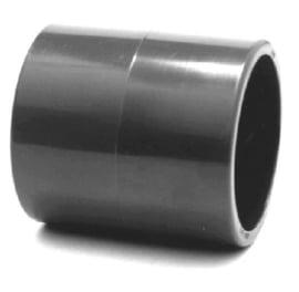 Pvc koppelstuk (sok/mof)   90mm