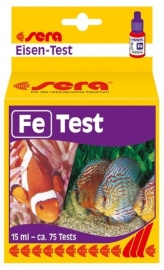 Sera Ijzer test - Fe watertest