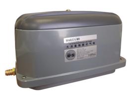 Hi-power PRO 150 ltr/min luchtpomp - nieuw model