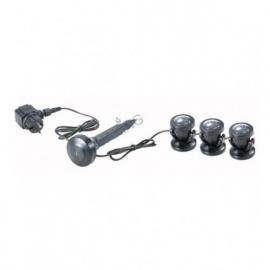 Aquaking LED-03 set van 3 spots  vijververlichting