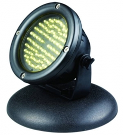Aquaking LED-120 spot 7,6 Watt  vijververlichting