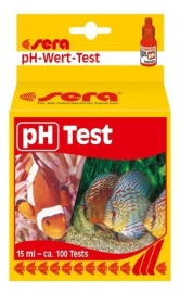 Sera pH-test watertest