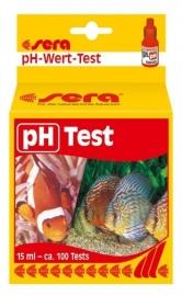 Sera pH-test watertest