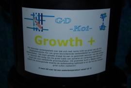 G&D Koi Growth+  koivoer 2,5 liter