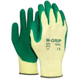 Werkhandschoen M-Grip 11-540 handschoen showa groen imit