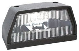 Kentekenlamp Brittax 06008
