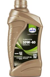 Eurol motorolie turbosyn 10W-40 1 Liter