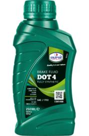Eurol remvloeistof DOT 4 Brakefluid 1liter