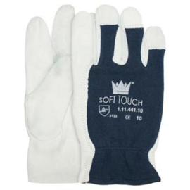 Werkhandschoen Nappalederen Tropic handschoen Mt: XL (10)