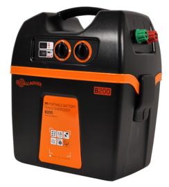 Schrikdraadapparaat Accu B200 12V 1,45J