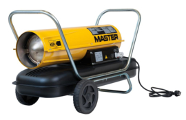 Diesel heater directe Master B 150 CED