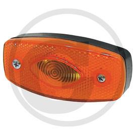 Markeringslamp oranje