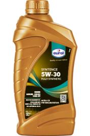 Eurol motorolie Syntence 5W-30 1 Liter