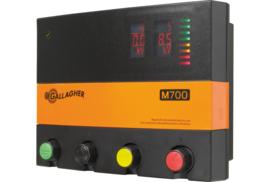 Schrikdraadapparaat Gallagher M700 230V 6,5J TOT 26KM