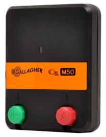 Schrikdraadapparaat Gallagher M50 230V 0,6 J TOT 500M