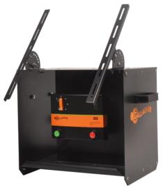 Schrikdraadapparaat Accu B280 + Solardraagbox 12V 2,8J