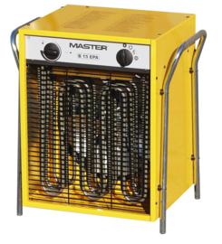 Elektrische kachel heater Master B 15 EPB