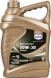Eurol motorolie Multifleet 10W-30 5 Liter