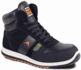 Werkschoen sneakers hoog model