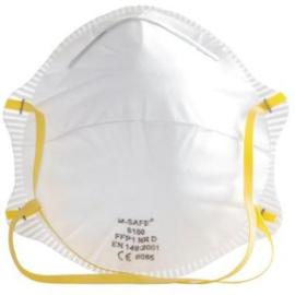 Stofmasker M-Safe 6100  FFP1 NR D  (doos 20st.)