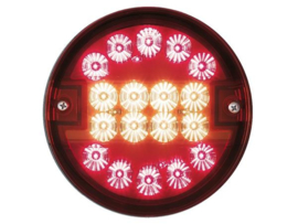 LED achterlamp rond Achterlicht 140mm 9-33V DSL8080/18