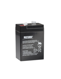 Batterij 6V 4Ah voor S10 S16 S20
