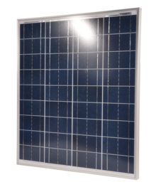 Zonnepaneel 60W incl. 10A regulator