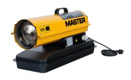 Diesel heaters direct gestookt