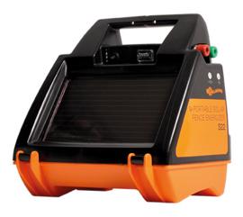 Gallagher schrikdraadapparaat zonnepaneel S22 inclusief batterij