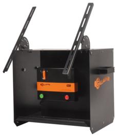 Schrikdraadapparaat Accu B80 + Solardraagbox 12V 0,8J