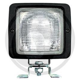 Werklamp H3 granit