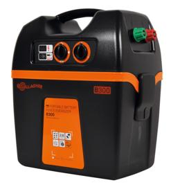 Schrikdraadapparaat Accu B300 12V 2,6 J