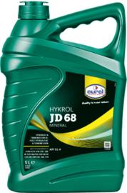 Eurol achterbrug olie Hykrol JD68 5 Liter