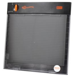 Gallagher schrikdraadapparaat zonnepaneel S50 exclusief batterij 12V 0,5 J