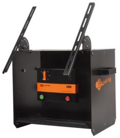 Schrikdraadapparaat Accu B180 + Solardraagbox 12V 1,8J